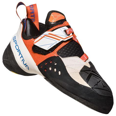 solution climbing shoes la sportiva solution climbing shoes s free eu
