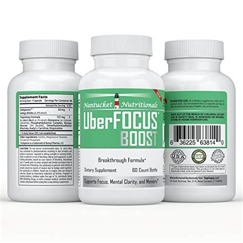 Sale Sale Memory Focus best nootropics stack brain supplement supports memory mood and focus formula includes