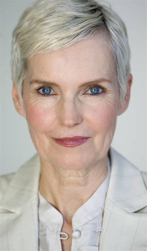 hair styles for women 65 and with fine hair 42 best images about grey hair on pinterest
