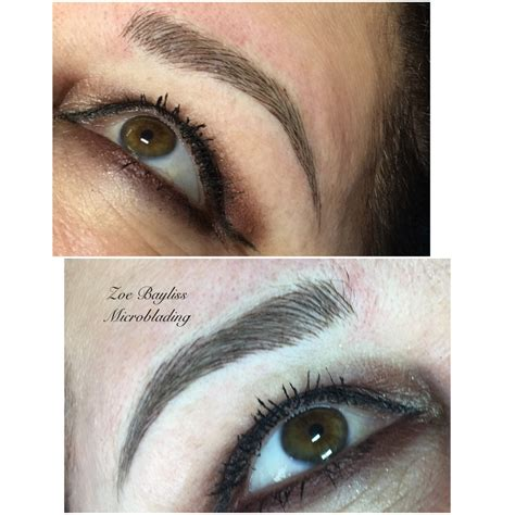 tattoo eyebrows south yorkshire creative touch lash and brow specialist microblading