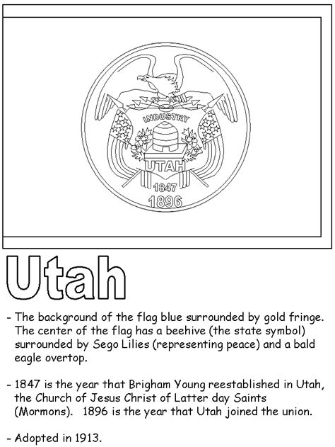 coloring page of new jersey state flower new jersey state flower coloring page archives kids