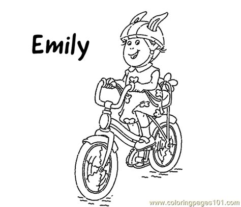 coloring pages with the name emily the name emily coloring pages