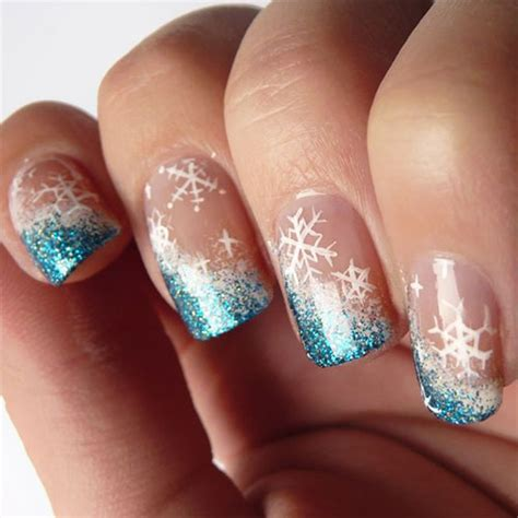 winter nail art designs ideas trends stickers