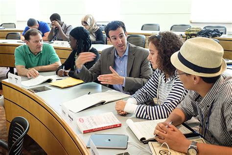 Uconn Mba Program Director by Helping Students Become Agents Of Social Change