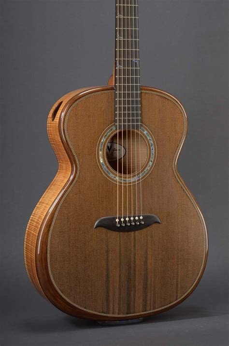 Handcrafted Acoustic Guitars - micheletti guitars made signature acoustic guitars