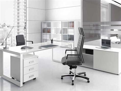 bureau direction blanc bureaux de direction verre i bureau