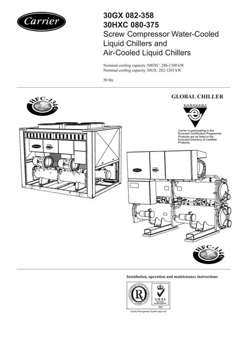 carrier 30gx chiller wiring diagram 35 wiring diagram