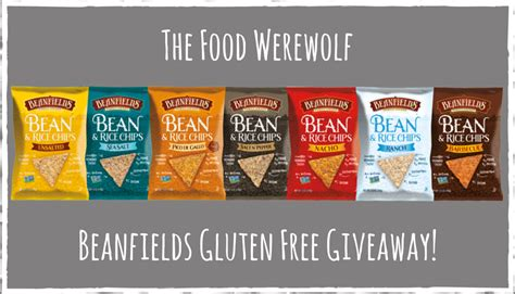 Free Food Giveaway Today - the food werewolf beanfields gluten free giveaway now closed