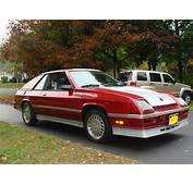 1985 Dodge Shelby Charger  $685000 Or B/O Turbo