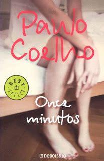 once minutos una novela edition quot once minutos quot paulo coelho hojeando libros