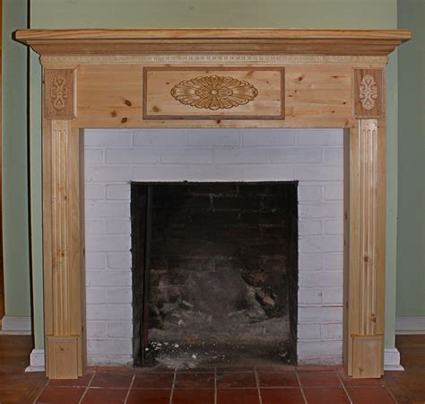 Building A Mantel On A Brick Fireplace by Build Fireplace Mantel Plans Pdf Diy Pdf Diy Murphy Bed