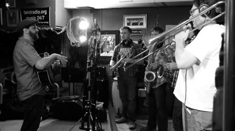 The Horn Section by Six String Drag In The Studio Part 2 Recording The