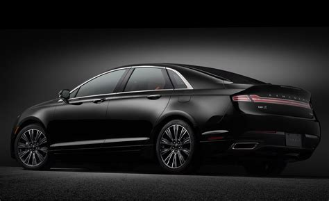 lincoln mkz black label car and driver