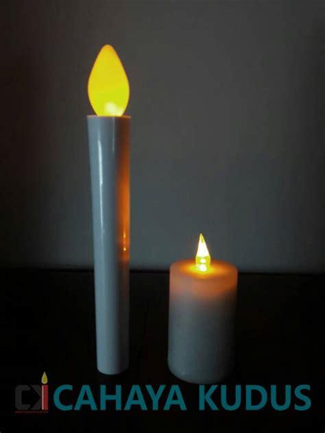 Lilin Led Gelas Lilin Elektrik jual lilin elektrik lilin led mainan ukuran medium dengan baterai aaa rumah led