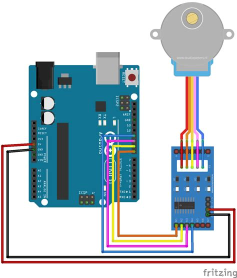 arduino stepper motor tutorial with code and