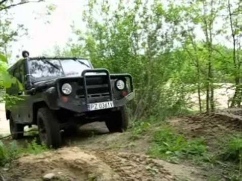 Off Road Mg Gaz 69 Uaz 469 Jeep Na Lajcie Youtube