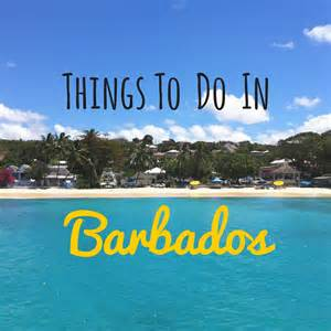 Activities To Do In Things To Do In Barbados Oistins Fish Fry Swimming With