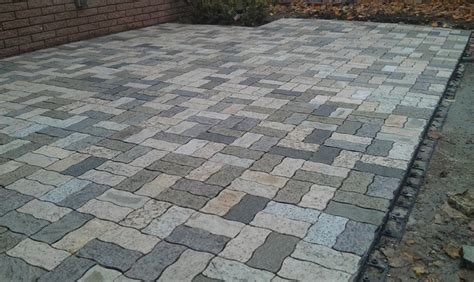 Granite Patio Pavers Wavy Rectangle Granite Pavers Traditional Patio Detroit By Ecogranite Recycled Granite