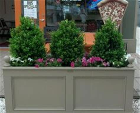 Commercial Flower Planters by Cape Cod Custom Flower Boxes On Deck Box