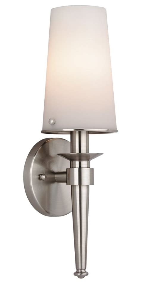 philips forecast lighting fixtures philips forecast f542736nv2 torch bath light satin nickel