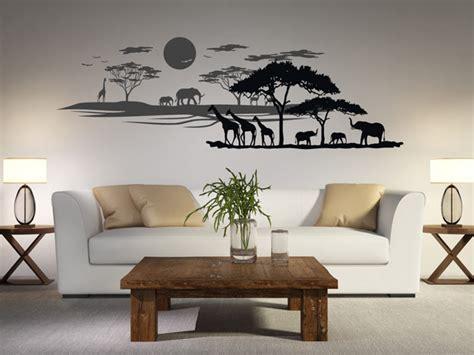 Dekoideen Für Wohnzimmer by Wohnzimmer Afrikanisch Dekorieren