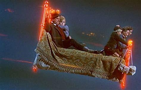 Flying Bed by Eglantine Price Bedknobs Broomsticks Angela Lansbury