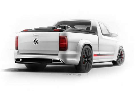 volkswagen truck concept 2013 volkswagen amarok power pickup concepts
