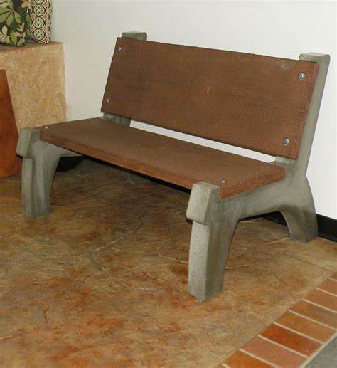 concrete and wood benches 17 best images about concrete benches on pinterest table mountain fire pits and creative