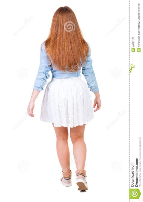 Dress Mocion back view of walking in dress beautiful