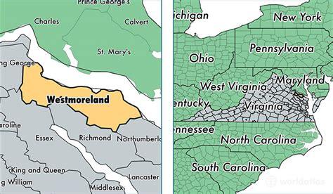 Westmoreland County Property Records The Hague Virginia
