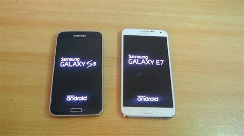 Hp Samsung J7 Vs E7 samsung galaxy e7 vs samsung galaxy s5 which is faster
