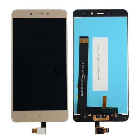 Lcd Xiaomi Redmi 4 xiaomi redmi note 4 lcd display touch screen digitizer