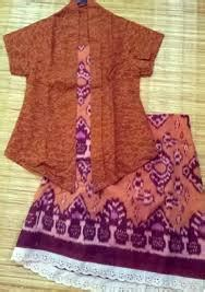 Batik Tenun Coklat batik set kutubaru coklat tenun baju kerja batik