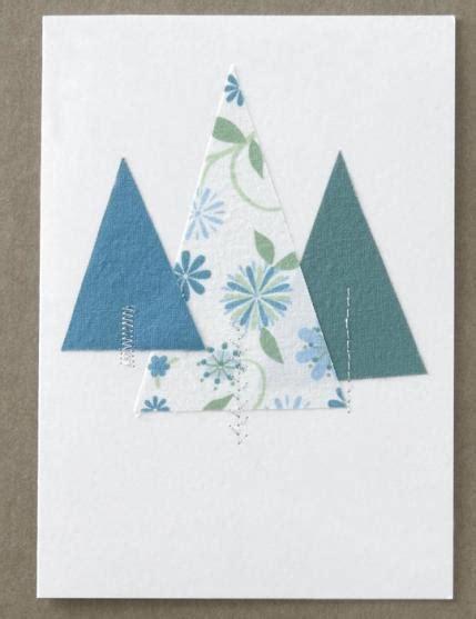 Tree Handmade Cards - handmade cards allpeoplequilt