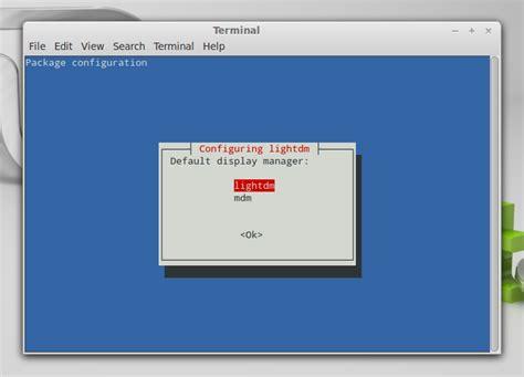 lightdm themes html menggunakan lightdm di linux mint 13 ubuntu linux blog