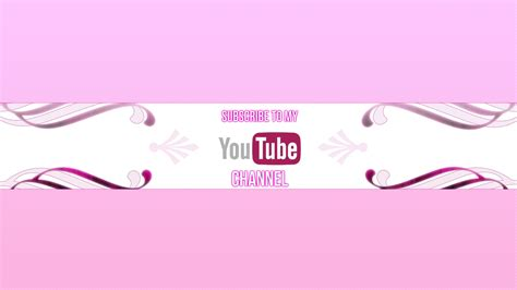 youtube wallpaper girly girly youtube channel art banner pictures to pin on