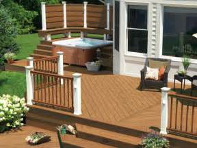 Patio ideas with hot tub concrete patio hot tub landscaping ideas