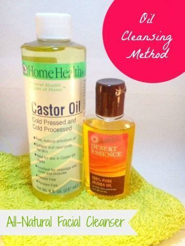 Castor Liquid As A Detox by 1000 Ideas About Cleanser On