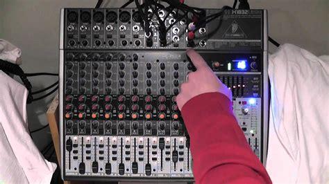 Mixer Behringer Xenyx X1832 Usb behringer xenyx x1832usb mixer