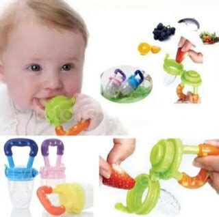 Baby Food Feeder Empeng Buah jual empeng buah bayi baby fresh food fruit feeder