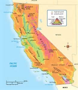 california maps