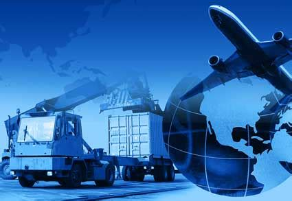 freight forwarding air ocean rail road sea services