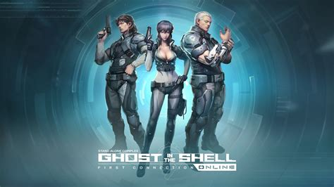 ghost shell ghost in the shell new artwork