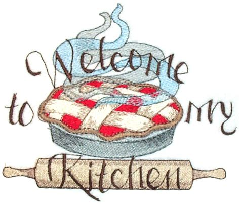 Free Kitchen Embroidery Designs Kitchen Embroidery Designs Free Makaroka