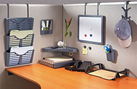 Best Office Desk Accessories Decorations Office Cubicle Accessories Modern Office Cubicles