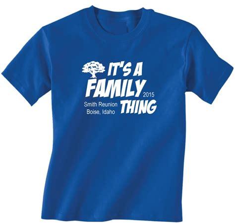 design t shirt family gathering family reunion t shirts designs