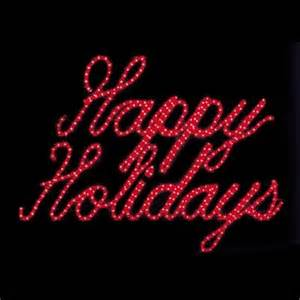 merry sign lighted lighted happy holidays outdoor sign merry