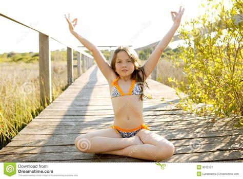 Meditation Bench Plans Beautiful Relaxed Zen Teen Meditation In Stock