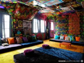 hippie dekoration inside my mind let peace be the rule