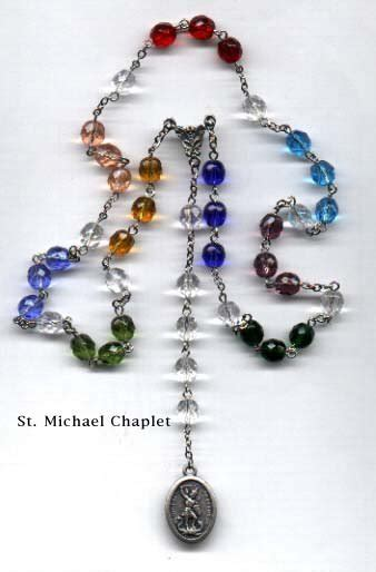 st michael chaplet 301 moved permanently